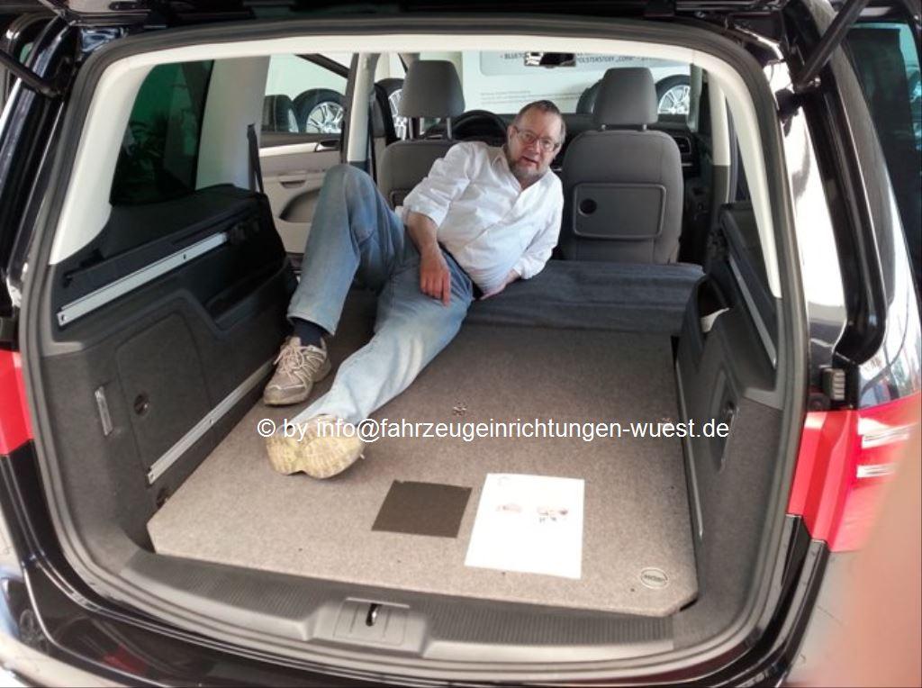 Campladeboden Fahrzeugeinrichtungen Wüst